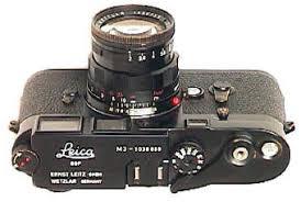 Leica M3 <b>Black</b>