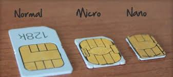 Learn About The Different Kinds of SIM Cards