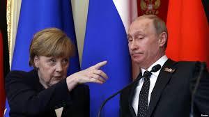 Меркель передала британским спецслужбам досье на Путина, - СМИ - Цензор.НЕТ 5630