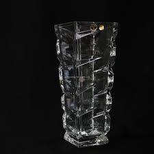 <b>Ваза Crystal Bohemia</b> 330 мл <b>Zig</b> Zag купить