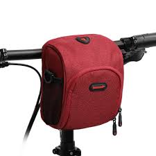 Rhinowalk <b>Bicycle Bags Bike Cycling</b> Waterproof Frame Basket ...