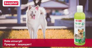 Beaphar Latvija - <b>Шампунь с натуральными маслами</b> для собак ...