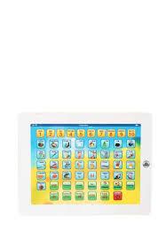 <b>Детский</b> обучающий <b>планшет без дисплея</b>, со звук. K1424 ...
