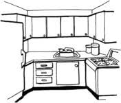 Small Picture Kitchen ware coloring pages Free Coloring Pages