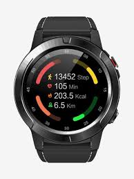 eOnz <b>North Edge</b> X Brick Smartwatch (Black)