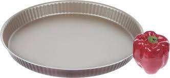 "<b>Форма</b> для торта TVS ""Dolci Idee"" рифленая, с <b>низким бортом</b>, с ..."