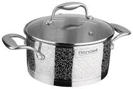 <b>Кастрюля Rondell</b> Vintage <b>3 л</b> — купить по выгодной цене на ...
