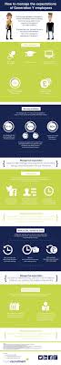 manage the expectations of gen y employees infographic how to manage the expectations of generation y employees infographic