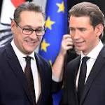 Neue Koalition in Österreich stärkt Anti-Merkel-Front