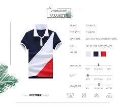 <b>Covrlge 2019 New</b> Fashion <b>Brand</b> Men Polo Shirt Solid Short ...
