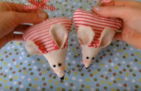 <b>Мышка</b> из ткани своими руками - выкройка: простая (фото ...