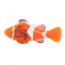 <b>Радиоуправляемая рыбка Create Toys</b> Clown Fish - 3316 в ...