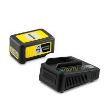 <b>Karcher Стартер Комплект</b> Battery Power 36/25 - цена, отзывы ...