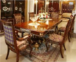 French Style Dining Room Furniture Luxury French Baroque Style Dining Room Glass Sideboard Amp Hutch 4