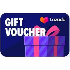 Lazada Gift Card - RM 50 | Lazada