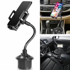 <b>Universal Adjustable</b> Cup Holder <b>Car Mount</b> For Cell Phones ...