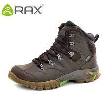 RAX <b>Men</b> Women <b>Professional</b> Waterproof Leather <b>Hiking Shoes</b> ...