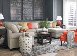 Hgtv Home Cu U Shaped Sectional By Bassett Furniture
