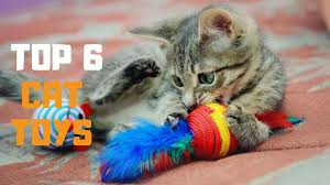 Best <b>Cat</b> Toys in 2019 - Top 6 <b>Cat</b> Toys Review - YouTube