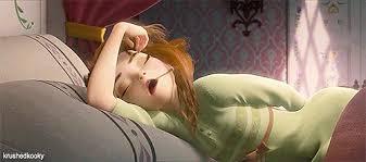 Resultado de imagen de gif dormido en clase tumblr