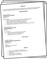 Best Free Resume Templates  free resume form  free resume