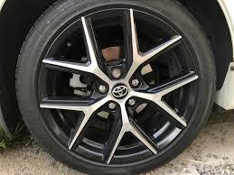Установка <b>секретных</b> колесных <b>гаек</b> — <b>Toyota</b> Camry, 2.5 л., 2015 ...