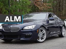 Used BMW 650i Gran Coupe for Sale in Chattanooga, TN - Autotrader