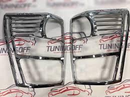 Хром <b>накладки на задние фонари</b> Suzuki Escudo - GT и тюнинг ...