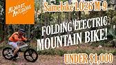 <b>Samebike LO26 Moped Electric</b> Bike Smart 10000 KM English ...