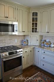 Diy Staining Kitchen Cabinets Kitchen General Finishes Milk Paint Kitchen Cabinets With Diy