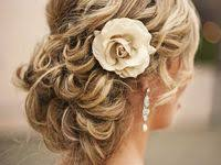 87 Hair flowers ideas | wedding hairstyles, <b>flowers in hair</b>, bridal hair
