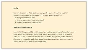 resume summary example berathen com resume summary example for a resume example of your resume 19