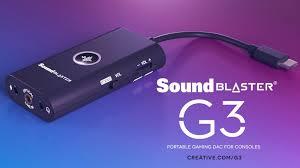 Обзор и тест внешней <b>звуковой</b> платы <b>Creative</b> Sound Blaster G3 ...