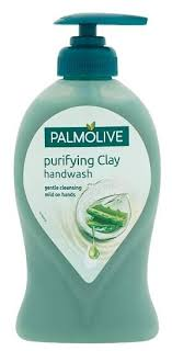 <b>Мыло жидкое</b> Palmolive Aloe <b>Purifying</b> Clay Handwash — купить ...
