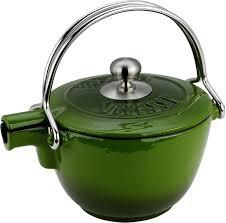 """<b>Чайник заварочный Vitesse</b> """"Ferro"""", с ситечком, цвет: зеленый, 1 ..."""