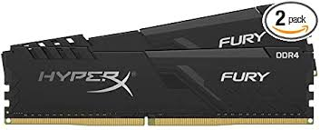 HyperX Fury 16GB 2666MHz DDR4 CL16 DIMM (Kit ... - Amazon.com