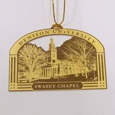 Ornament: Swasey <b>Flat</b> Design – Shop Denison