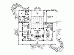 Eplans Spanish Revival House Plan   Elegant Awakening      Level
