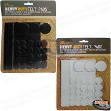 buy furniture scratch protector felt pads 38pcs online low prices fast shipping martjet general merchandise black or white furniture