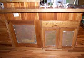 Douglas Fir Kitchen Cabinets Oiled Cherry Kitchen Cabinets Wyman Woodworks