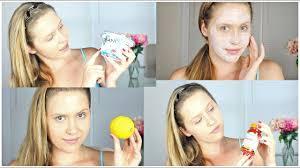 <b>Питательная маска для лица</b> в домашних условиях (мед, йогурт ...