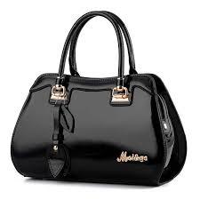 3 Pcs New <b>Fashion</b> Alligator <b>Women</b> Handbags <b>Patent Leather</b> ...