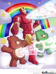 Fabulous Iron-Man by cosmin10 - Meme Center via Relatably.com