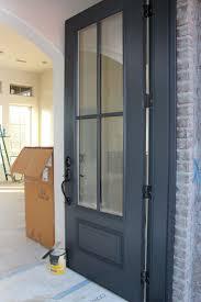 best ideas about exterior door colors front door door color is painted wrought iron from benjamin moore gray in the base keeps