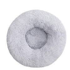 ROUND <b>LONG PLUSH DOG BEDS</b> FOR LARGE DOGS – Dogs ...