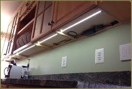 Kitchen Under Cabinet Lights Installing Led Strip Lights Under Cabinet Soul Speak Designs