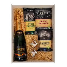 <b>Набор</b> «Grande <b>Premier</b>» c б/а вином ( в подарочной коробке ...
