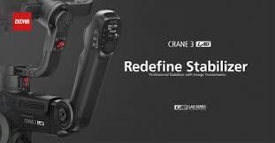 <b>Zhiyun</b> Announces 2018's Best DSLR Camera Stabilizer, <b>CRANE 3</b> ...