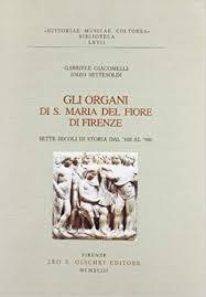 Buy Gli organi di s. maria del fiore di firenze Book Online ... - Amazon.in