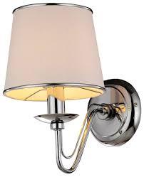 Настенный светильник <b>Arte Lamp</b> Aurora <b>A1150AP</b>-<b>1CC</b>, 60 Вт ...